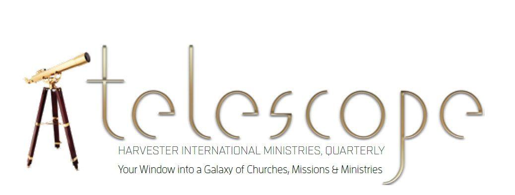 Telescope Magazine Harvester Church